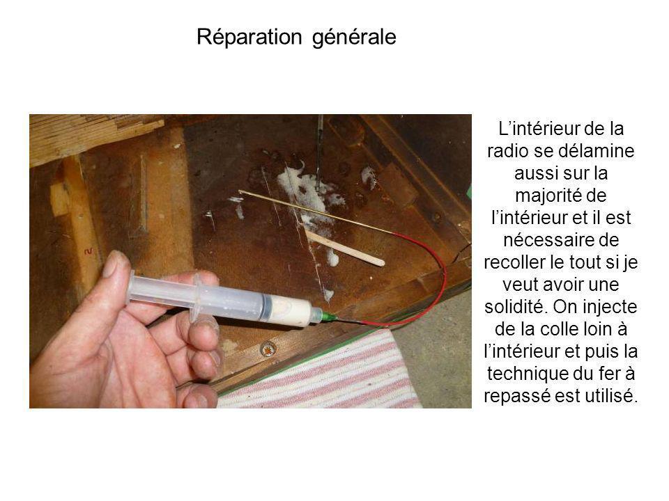 Réparation générale