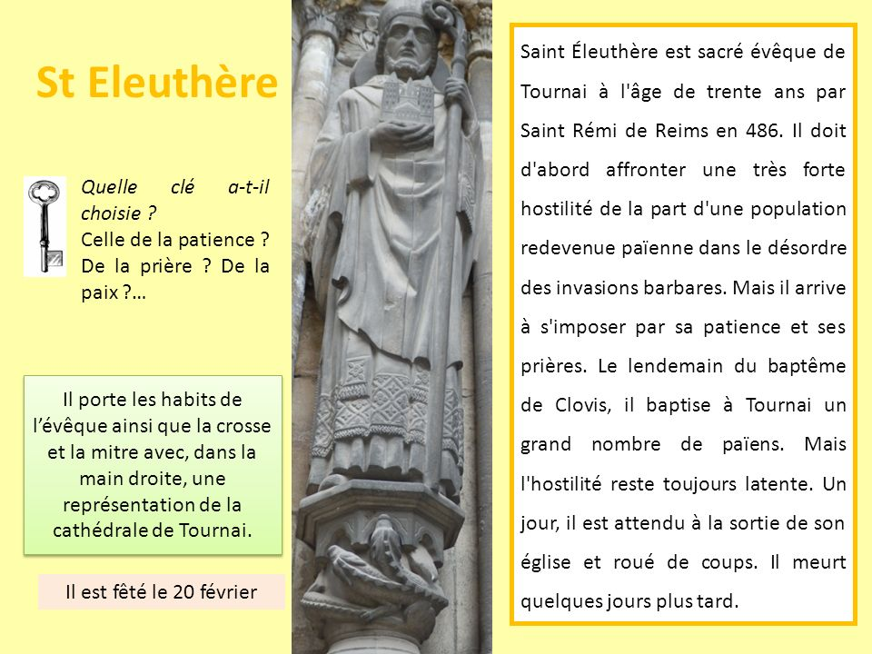 St Eleuthère