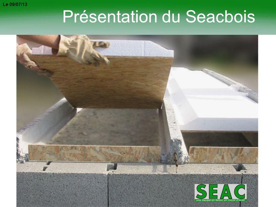 Présentation du Seacbois