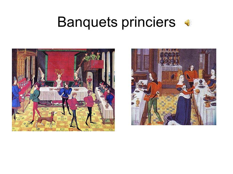 Banquets princiers