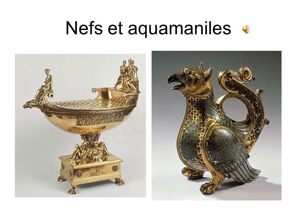 Nefs et aquamaniles