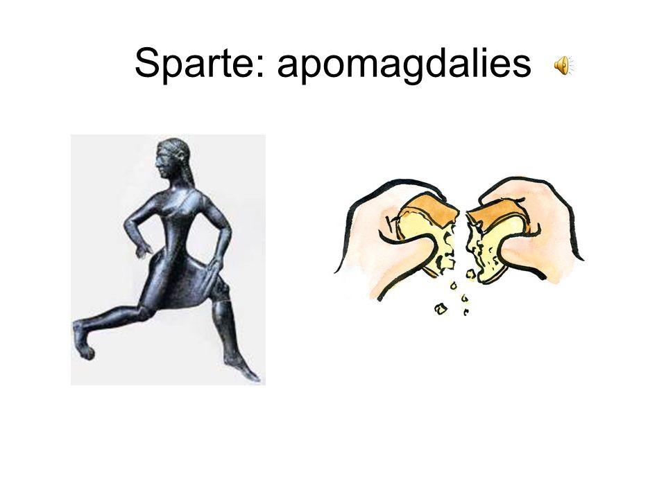 Sparte: apomagdalies