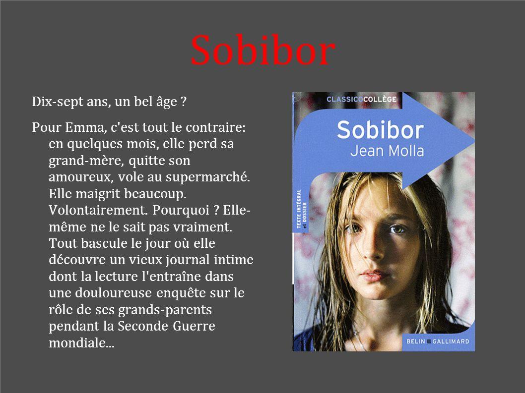 Sobibor Dix-sept ans, un bel âge