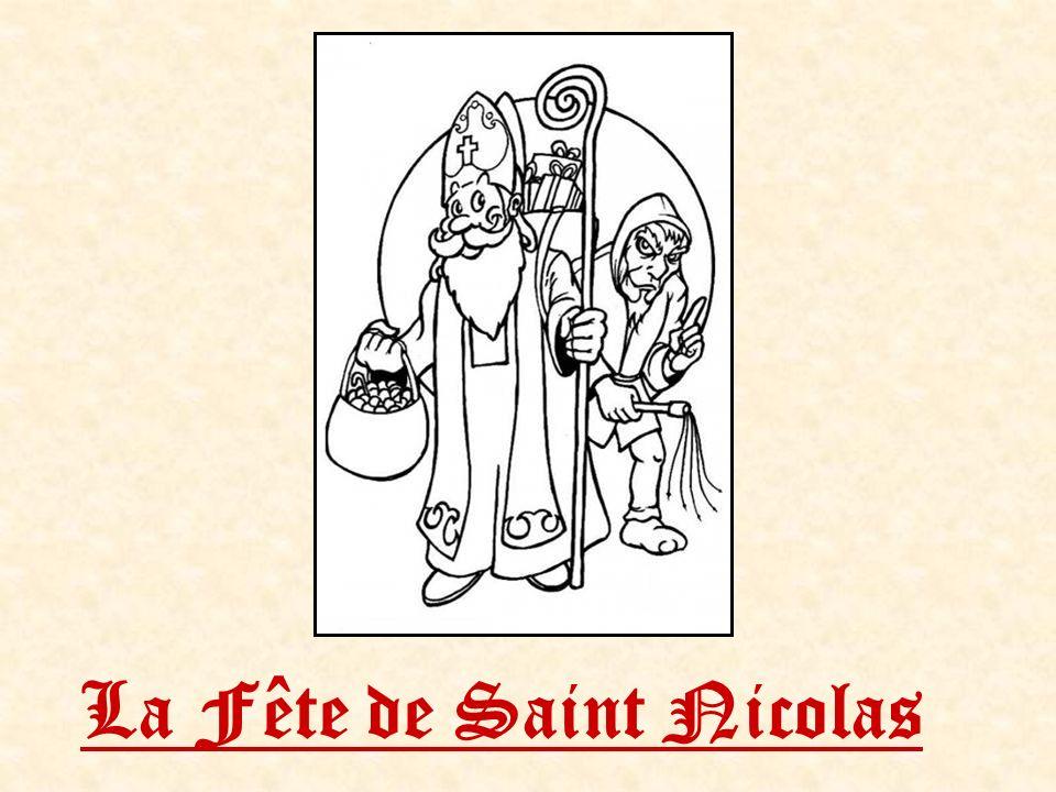 La Fête de Saint Nicolas