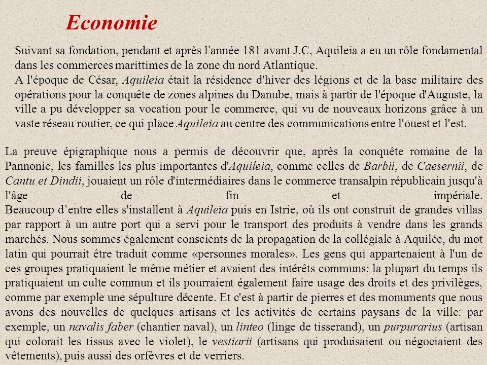 Economie.
