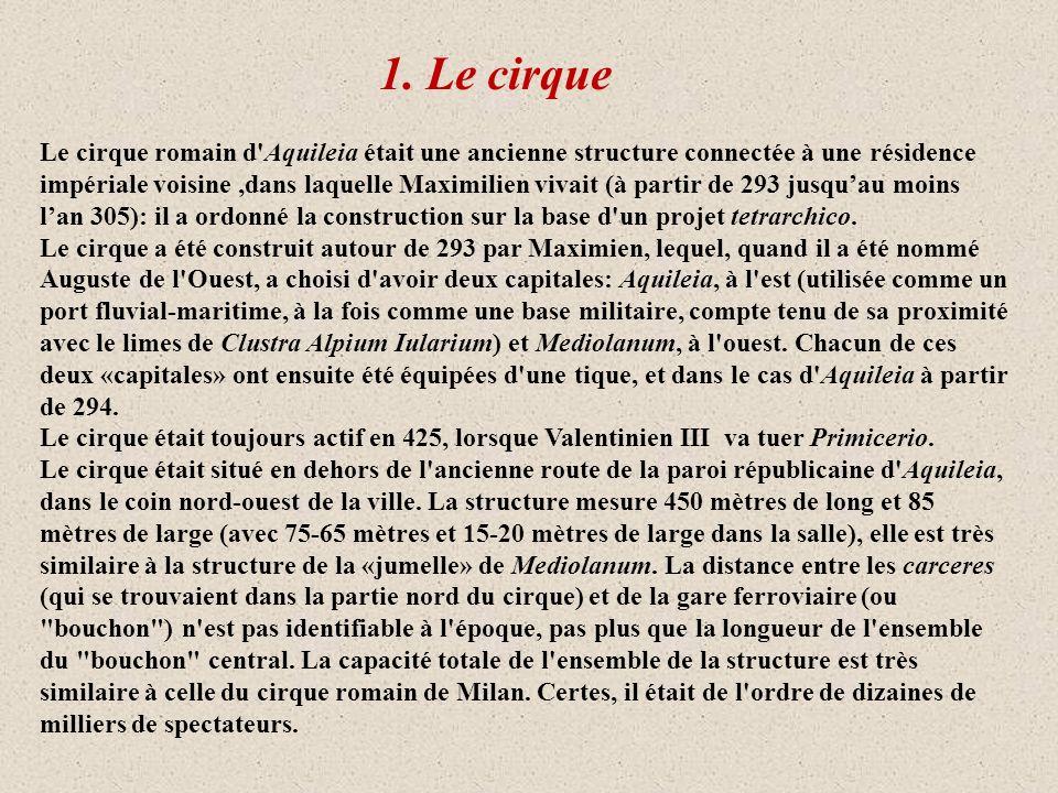 1. Le cirque