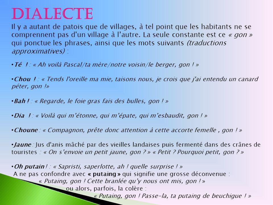 Dialecte