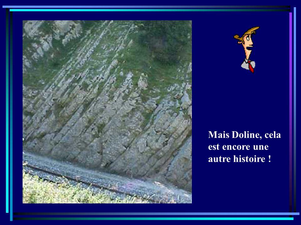 Mais Doline, cela est encore une autre histoire !