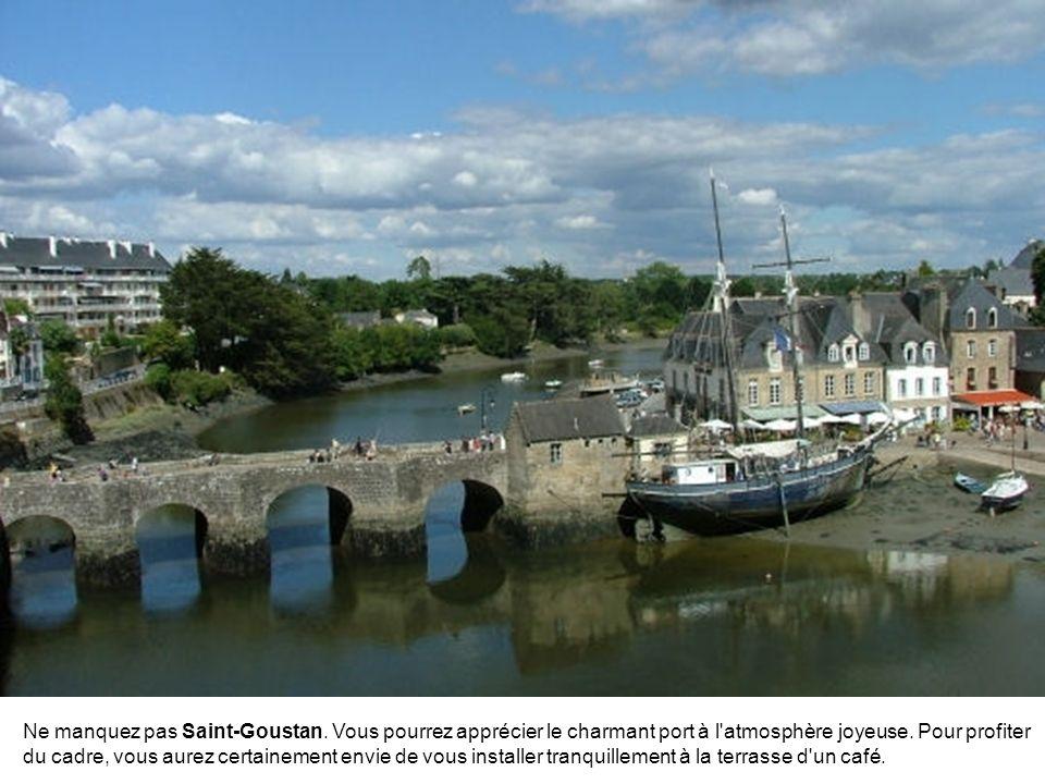 Ne manquez pas Saint-Goustan