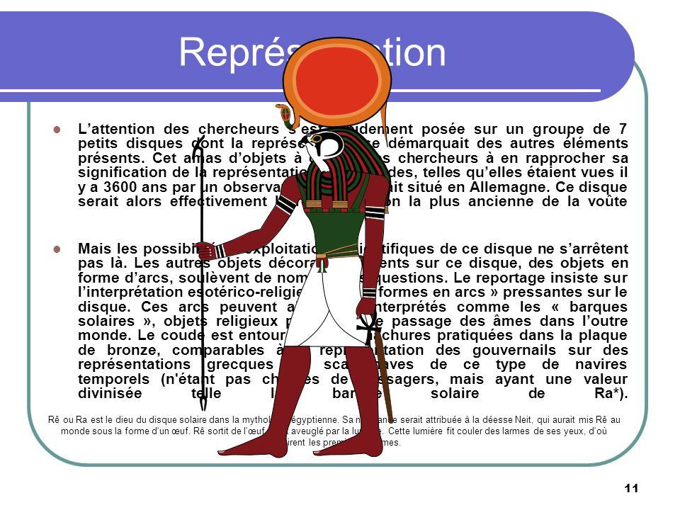 Représentation
