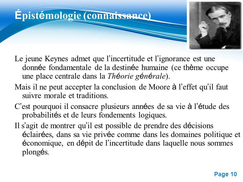 Épistémologie (connaissance)
