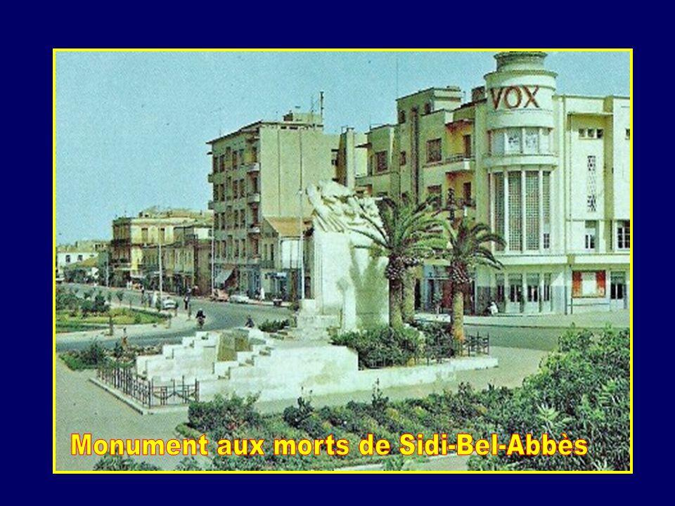 Monument aux morts de Sidi-Bel-Abbès