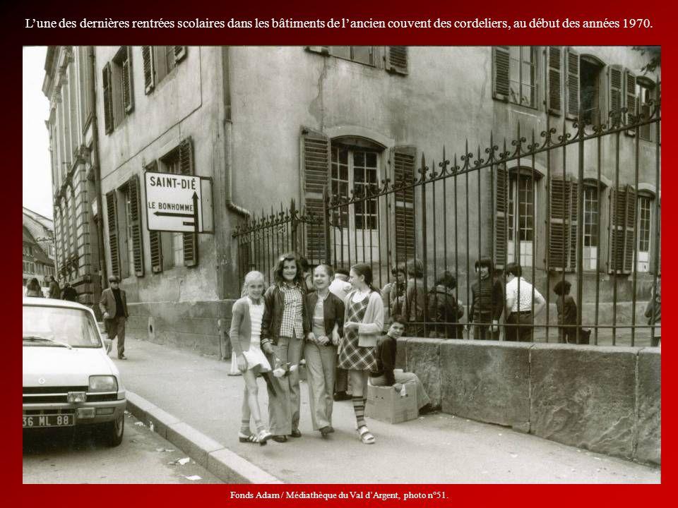 Fonds Adam / Médiathèque du Val d'Argent, photo n°51.