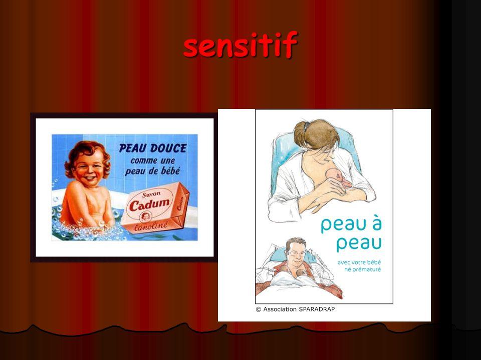 sensitif