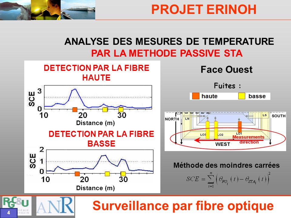 Surveillance par fibre optique
