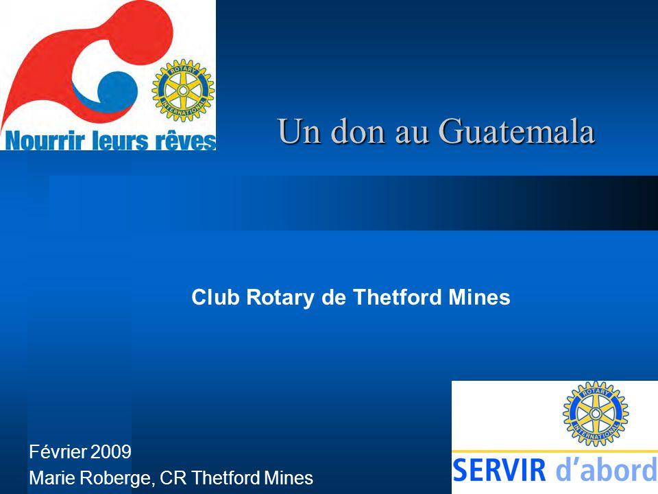 Club Rotary de Thetford Mines