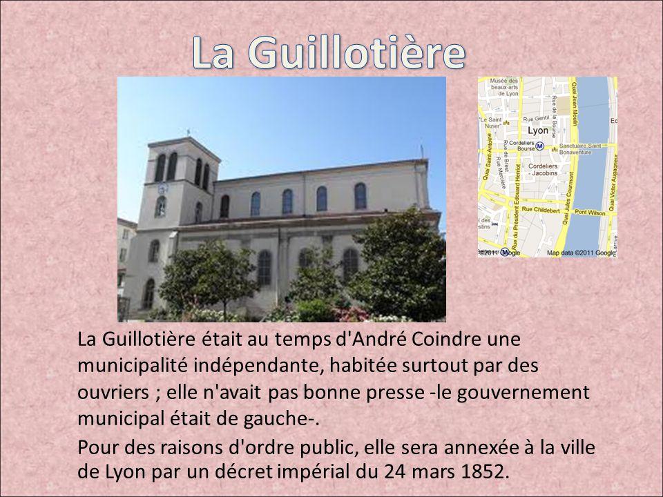 La Guillotière