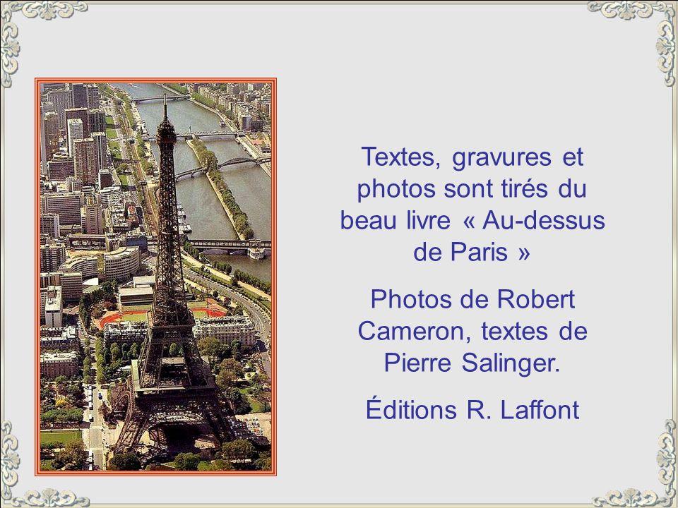 Photos de Robert Cameron, textes de Pierre Salinger.