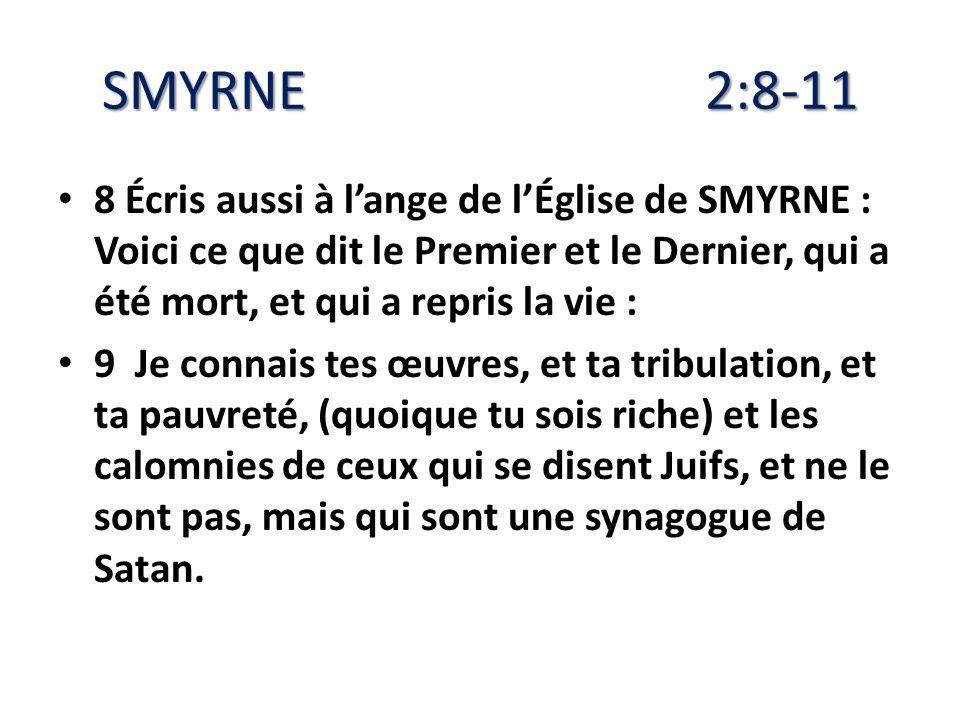 SMYRNE 2:8-11
