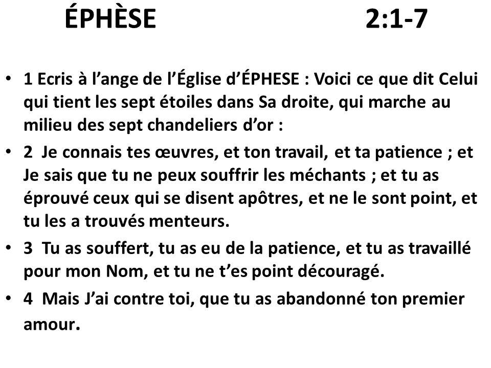 ÉPHÈSE 2:1-7
