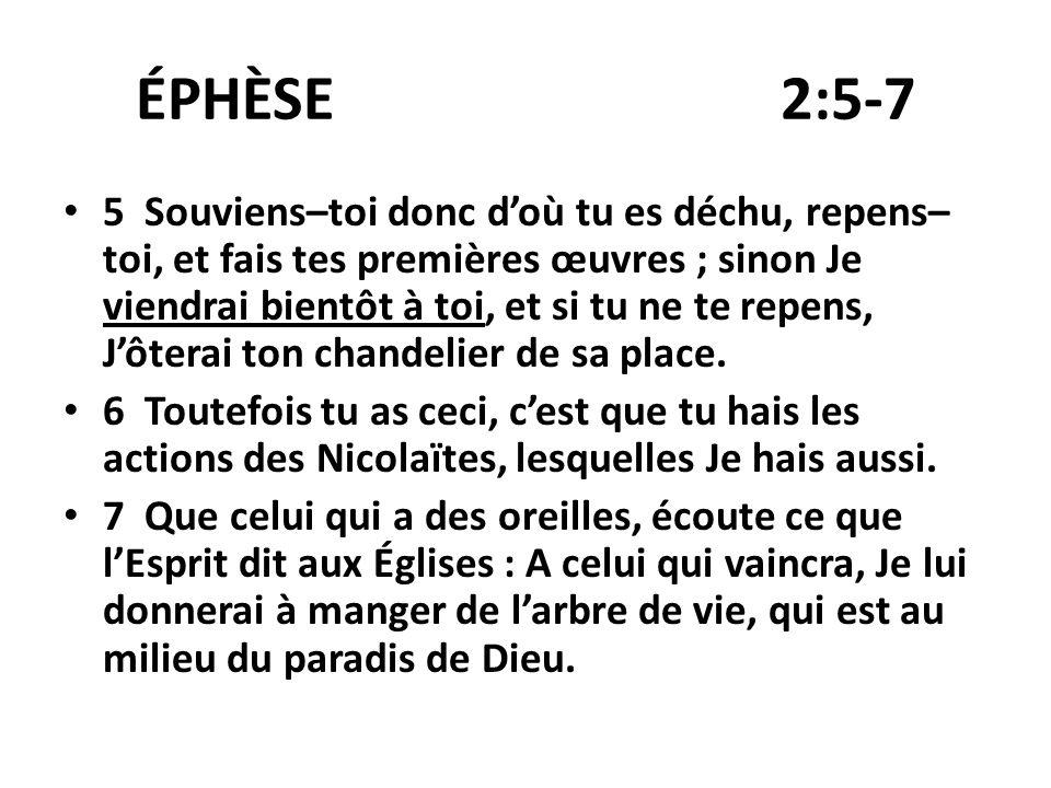 ÉPHÈSE 2:5-7