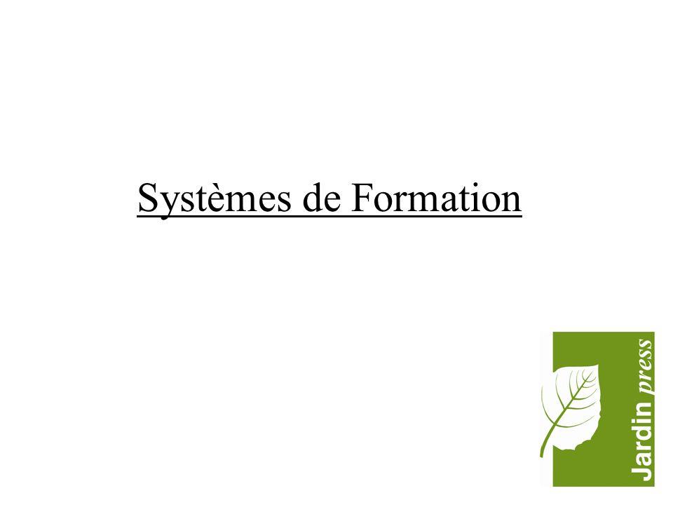 Systèmes de Formation