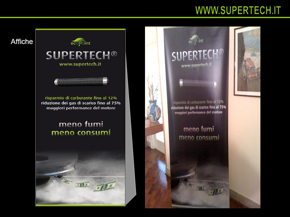 WWW.SUPERTECH.IT Affiche