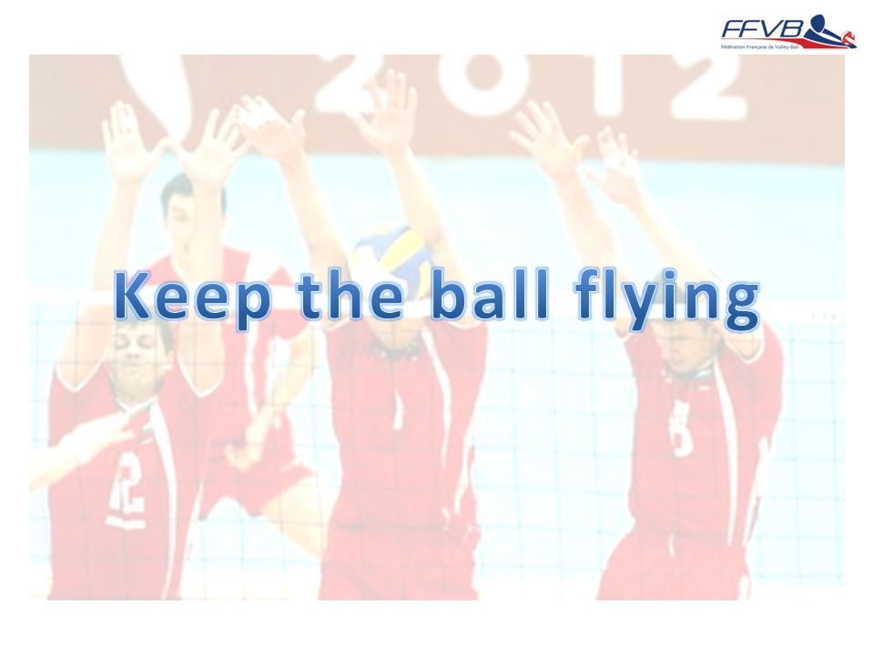 Keep the ball flying