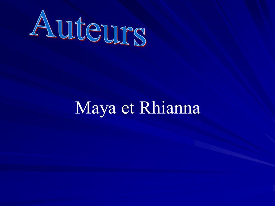 Auteurs Maya et Rhianna