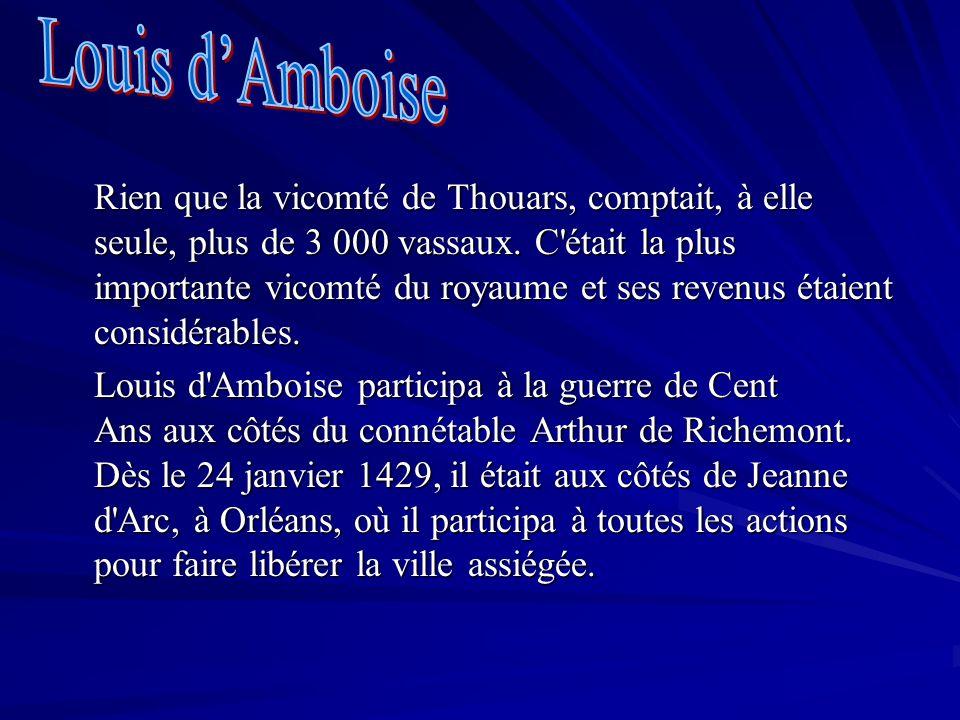 Louis d'Amboise