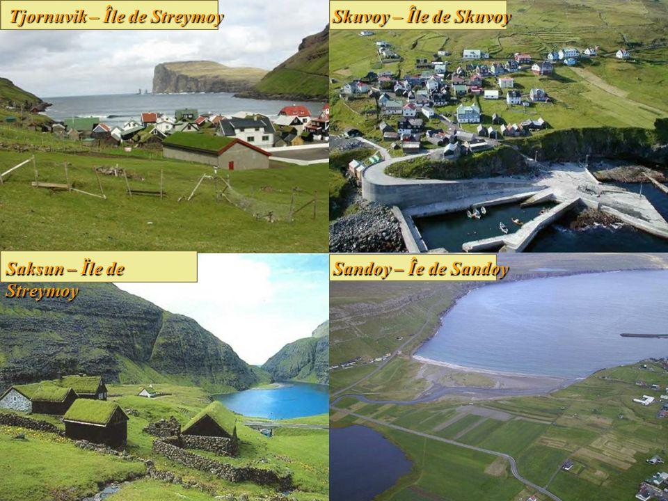 Tjornuvik – Île de Streymoy
