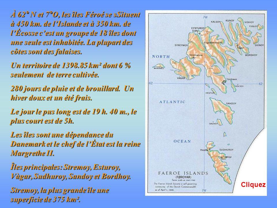 Un territoire de 1398.85 km² dont 6 % seulement de terre cultivée.