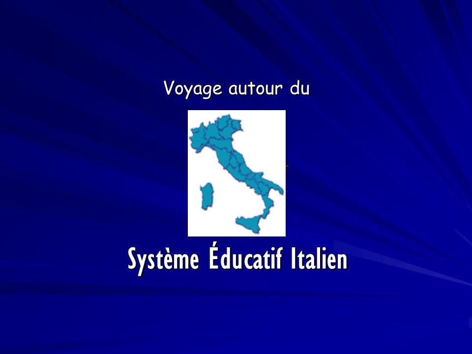 Système Éducatif Italien