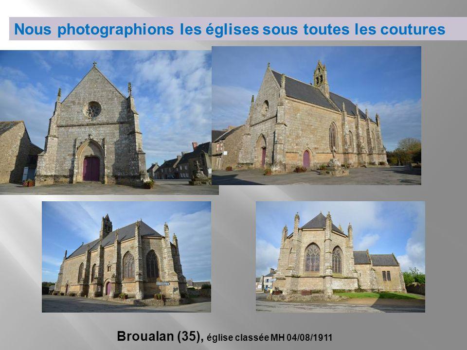 Nous photographions les églises sous toutes les coutures
