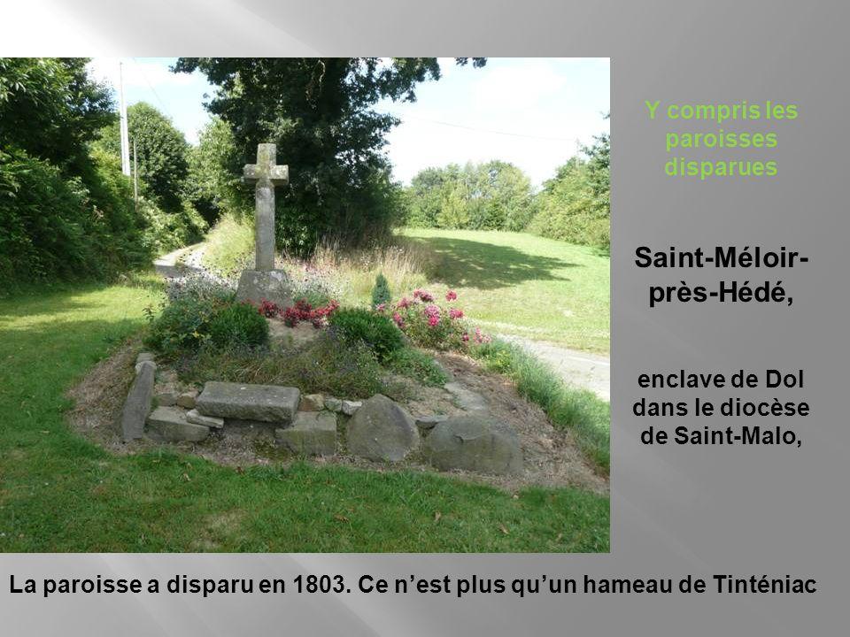 Saint-Méloir- près-Hédé,