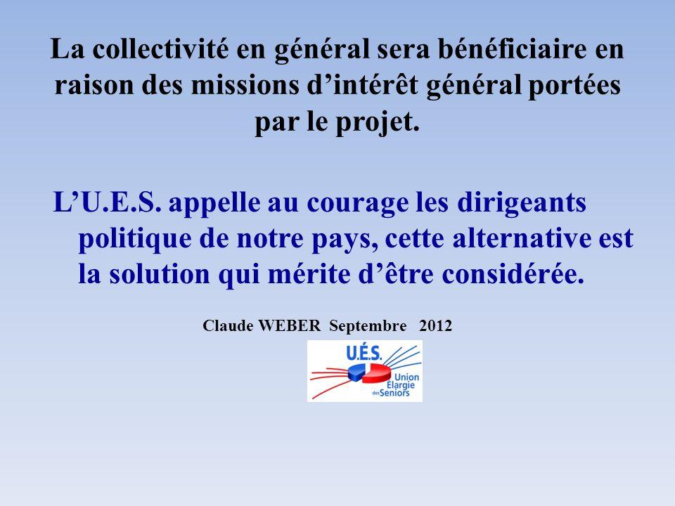 Claude WEBER Septembre 2012