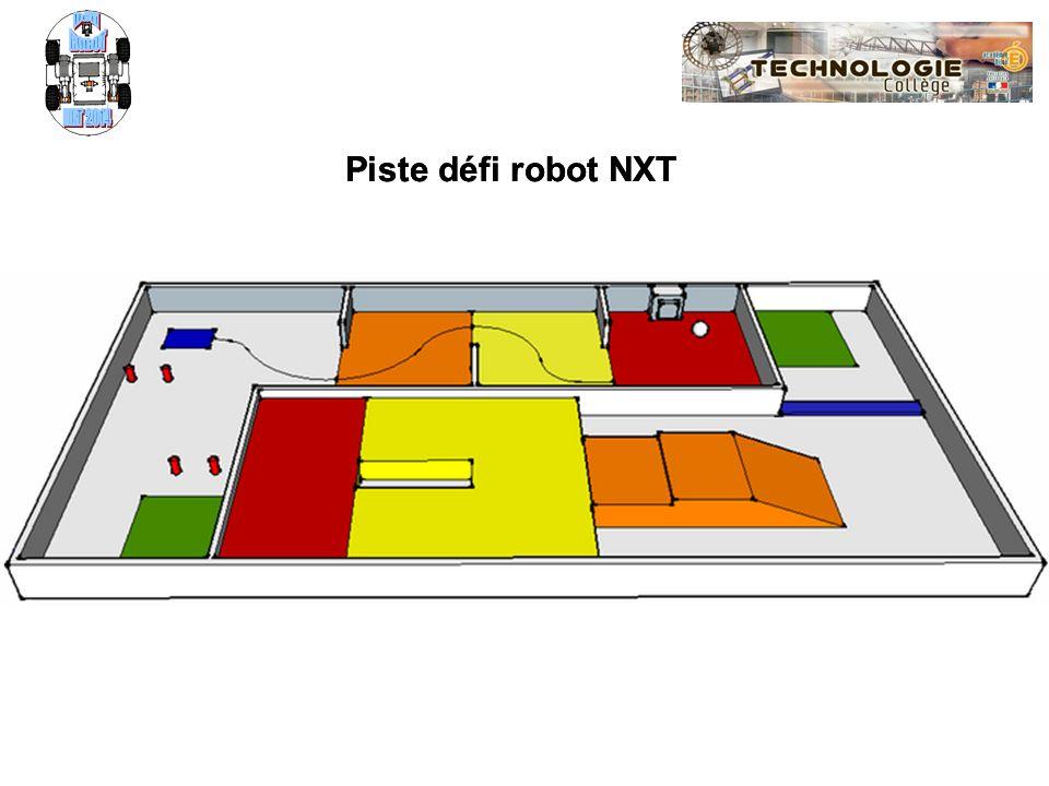 ROBOT NXT 2014 Défi ROBOT NXT 2014 Défi Piste défi robot NXT