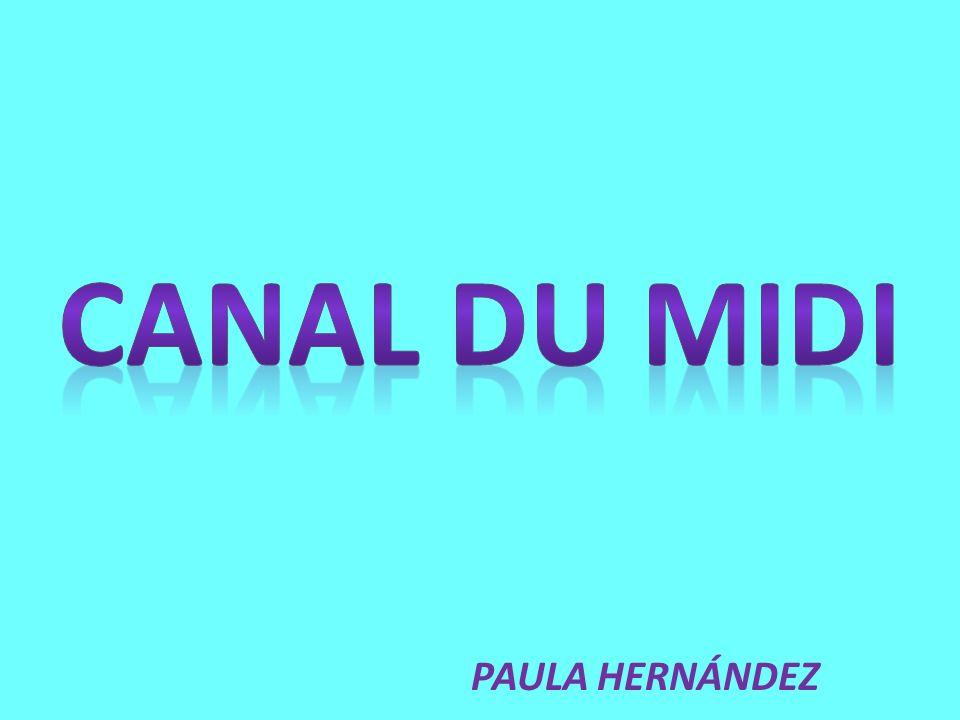 CANAL DU MIDI PAULA HERNÁNDEZ