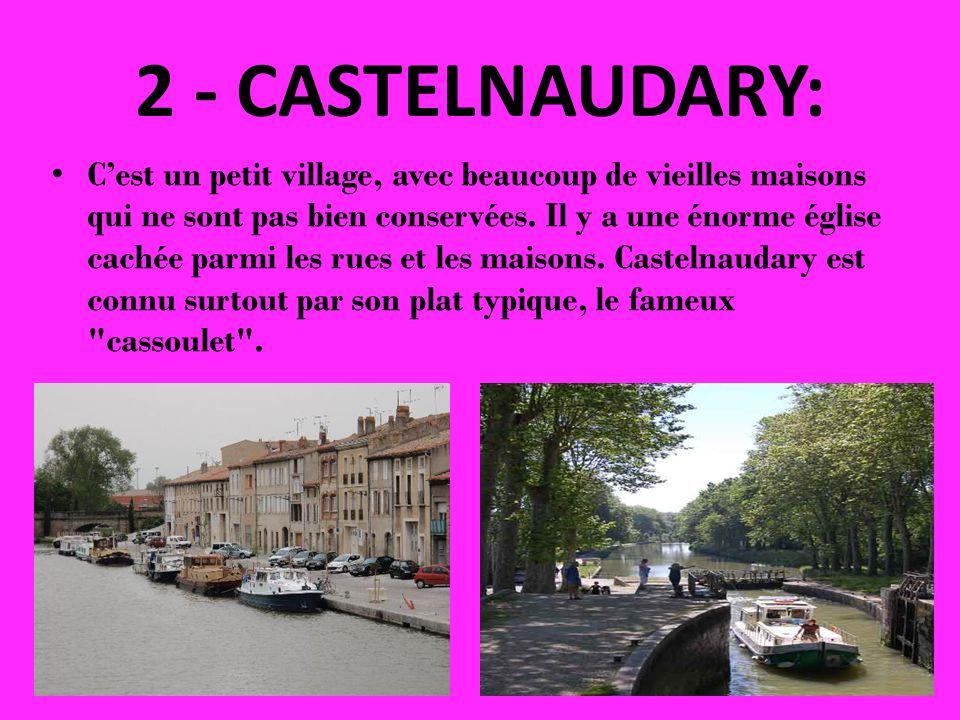2 - CASTELNAUDARY: