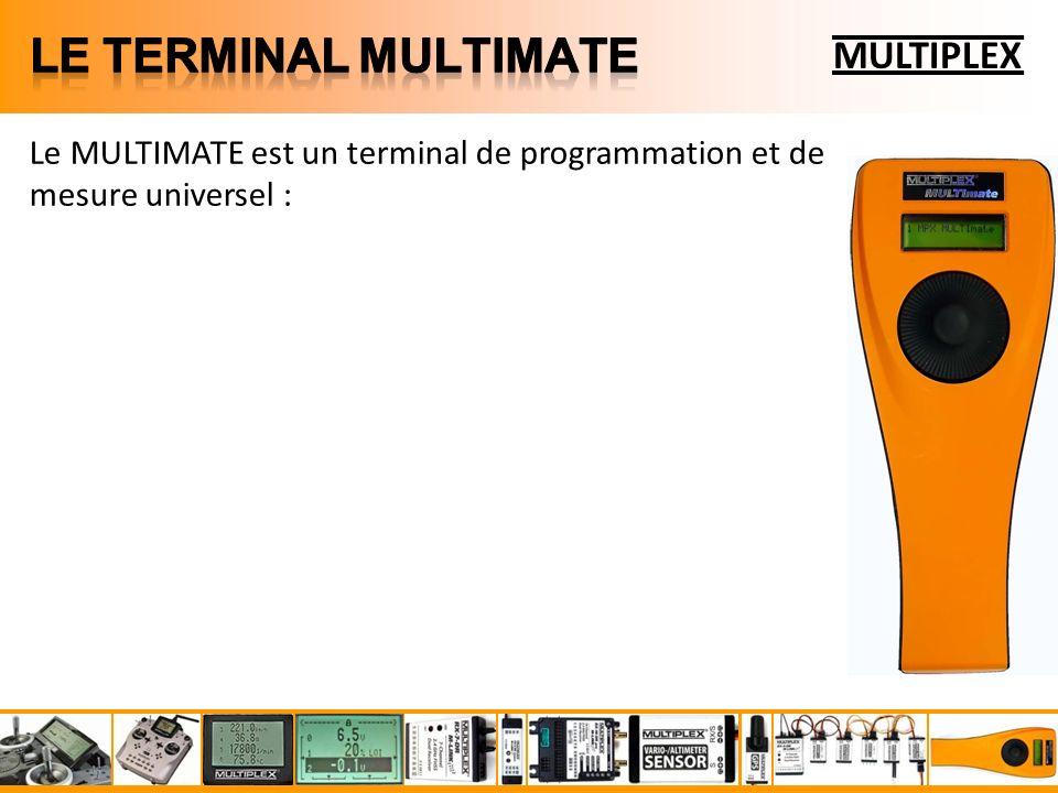 LE TERMINAL MULTIMATE MULTIPLEX