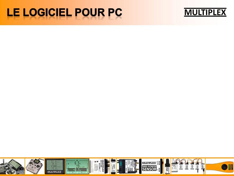 LE LOGICIEL POUR PC MULTIPLEX