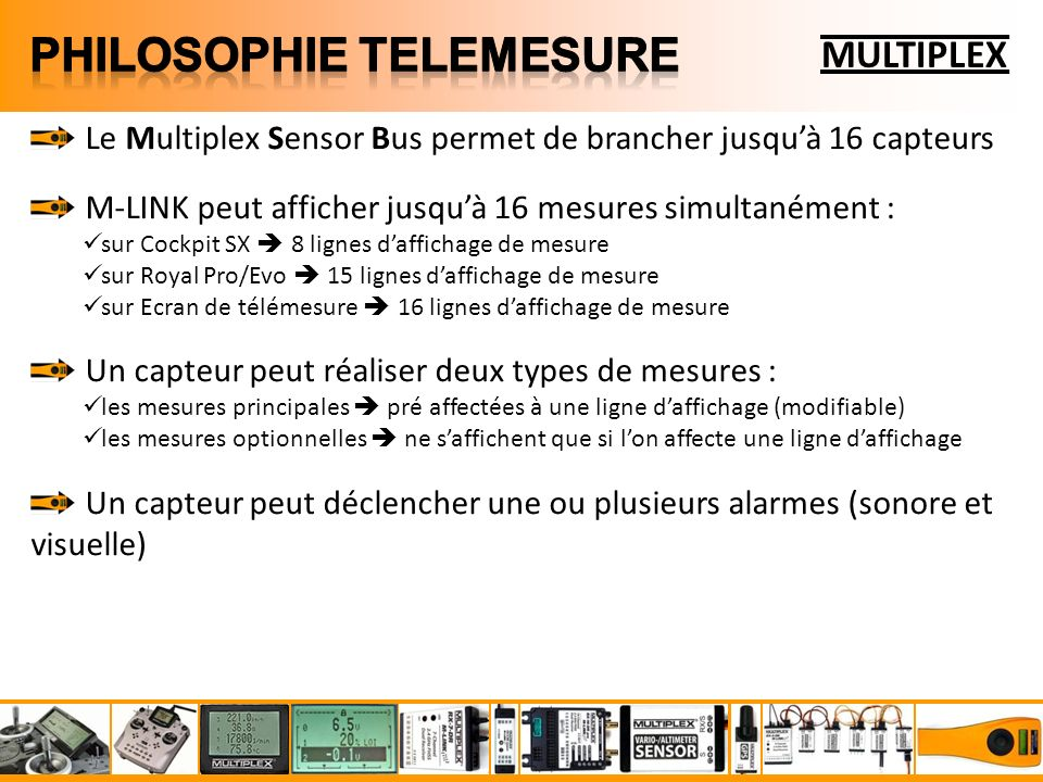 PHILOSOPHIE TELEMESURE