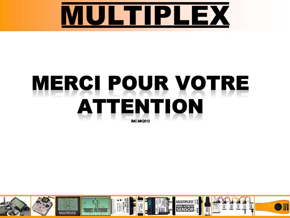 MERCI POUR VOTRE ATTENTION IMC MK2012