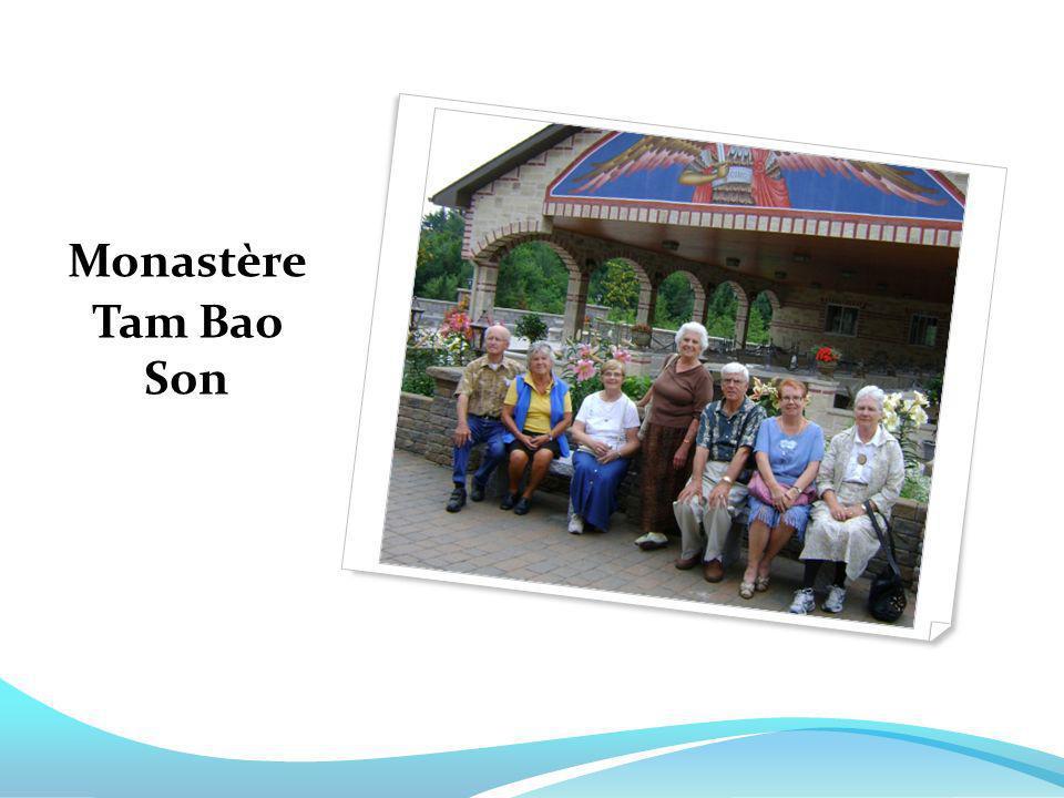 Monastère Tam Bao Son