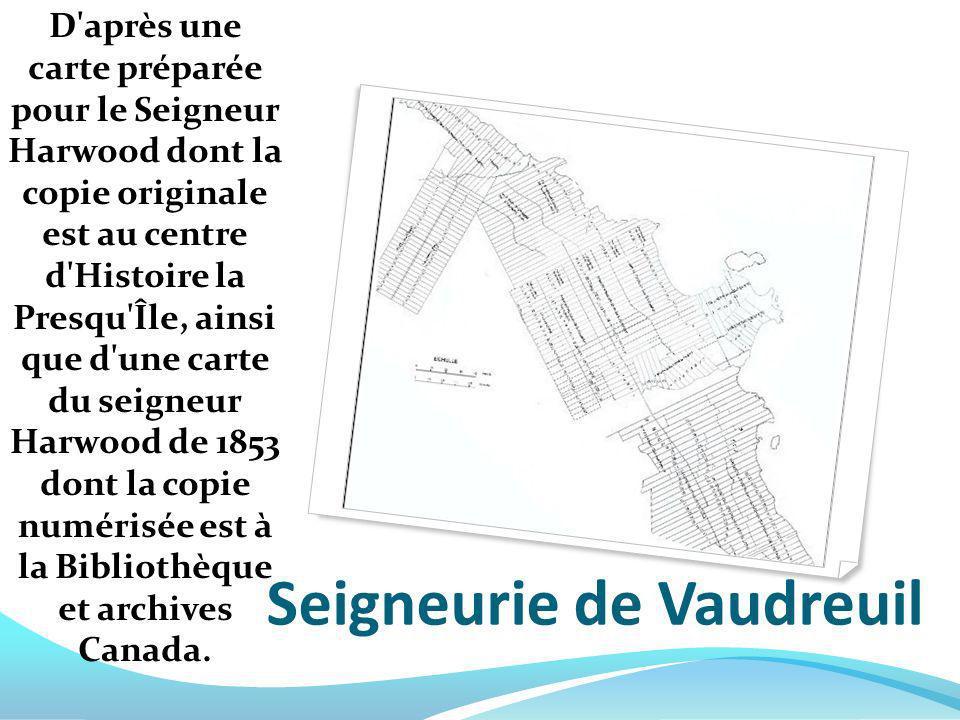 Seigneurie de Vaudreuil