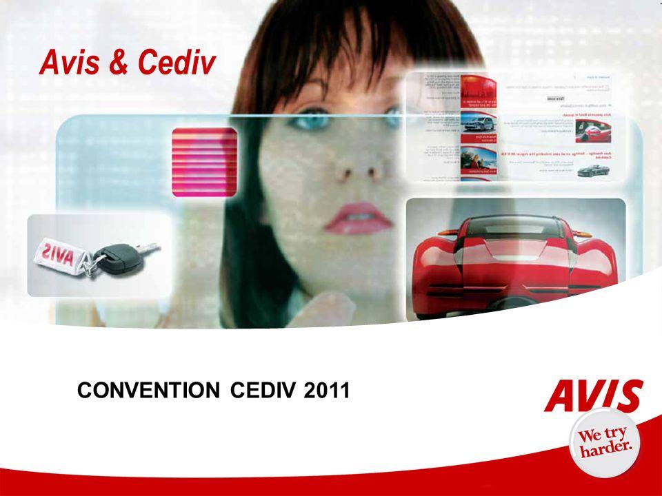 Avis & Cediv CONVENTION CEDIV 2011