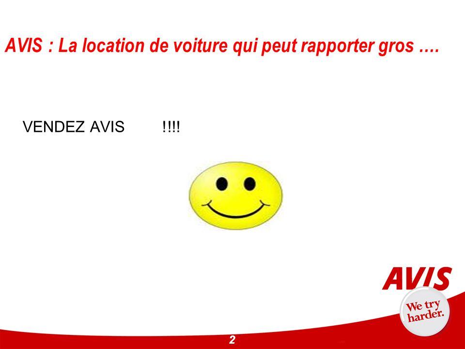 AVIS : La location de voiture qui peut rapporter gros ….