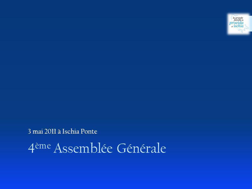 4ème Assemblée Générale