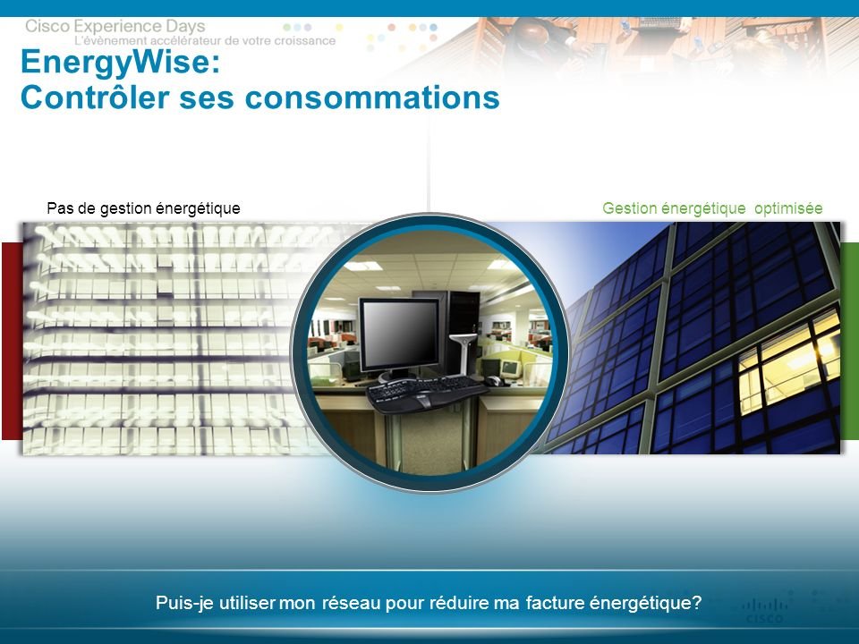 EnergyWise: Contrôler ses consommations