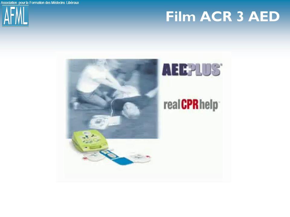 Film ACR 3 AED
